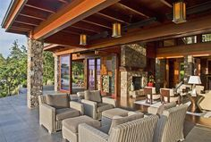 An ideal place to host/ entertain outdoors. Friday Harbor, WA Coldwell Banker San Juan Islands, Inc.