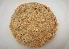 Pan de avena light al microondas más fácil del mundo! Sin huevo!