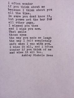 Ashley Nichole Rees #poem #poet #prose #poetry #poetrycommunity #poetsofig #writer #writing #wordporn #spilledink #typewriter #typewriterpoetry #poetryisnotdead #poemsofinstagram #love #lovepoem #beautiful #emotion #poetryporn #writersofig #anr #thoughts #thinking