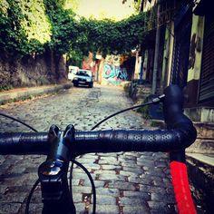 sabah işe giderken ben. #Bisiklet #cycling #cycle2work #bike #bicycle - https://www.facebook.com/photo.php?fbid=10153086187632476&set=a.10150504291277476.376476.585597475&type=1 #facebook