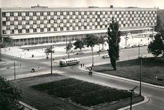 Hotel Cracovia 1965 rok