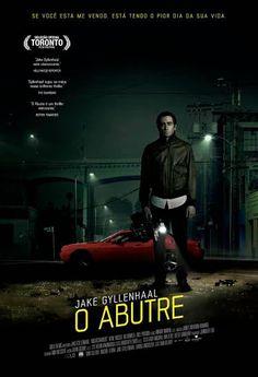 """""""O Abutre"""" estreia em 11 de dezembro. Trailer: http://youtu.be/oBeAiy5hw-g"""