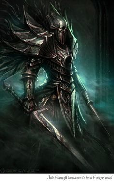 Dark Souls art