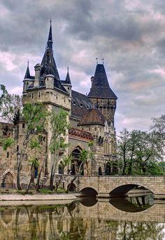 https://flic.kr/p/SziZit   Vajdahunyad vára/Castle of Vajdahunyad
