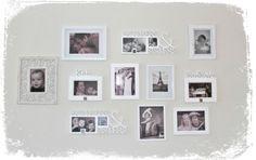 My photo wall