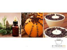 O casa plina cu aromele Craciunului Candle Jars, Candle Holders, Candles, Macarons, Christmas, Crafts, Home Decor, Natal, Homemade Home Decor