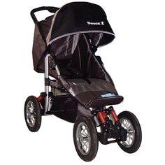 Bebelove Usa #68 Sports Single Jogging Stroller. Rear fly-wheel ...