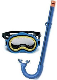Swim Mask & Snorkel Set Age 8+