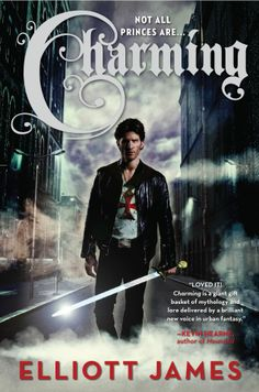 """Charming"" is the first novel in the ""Pax Arcana"" series by Elliott James.  It follows John Charming, a modern Templar who hunts monsters. A curse is put upon him, so he's hiding from the Templars who want him dead. All is good until a vampire walks into his bar. I would recommend this if you like ""Supernatural"" or read the Dresden Files or Iron Druid Chronicles. It has action, mystery and some romance. It's an urban fantasy novel which relies heavily on mythology which is fun to read."