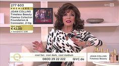 Joan Collins bei QVC 2014 Teil 1