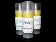 Natural insect repellent. Made with Lemon Eucalyptus Essential Oil and Citronella Essential Oil. Great for keeping away mosquitoes, ticks, and other crawly critters.