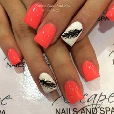 unique nail design - 65 Examples of Nail Art Design  <3 !