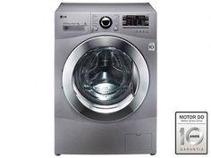 Você NUNCA mais vai querer outra lavadora *.* http://www.magazineluiza.com.br/lavadora-e-secadora-de-roupas-lg-6-motion-wd-1412-10kg-lava-edredom-e-painel-touch-led/p/2029543/ed/ela1/