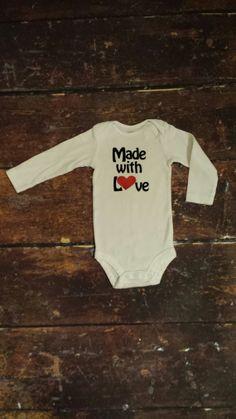 Made with Love Custom Shirt