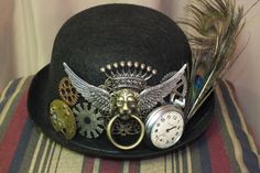 steampunk men | Steampunk Mens Hats