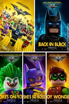 Know someone that loves LEGO's and Batman? The LEGO Batman Movie is hitting theaters on February 10th. Enter to win the LEGO Batman Movie Giveaway! AD #LEGOBatmanMovie