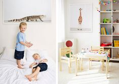 for the baby room.... adorable collection of baby animal photos. via theanimalshop by Sharon Montrose