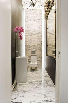 Мрамор и гранит в отделке интерьеров - Дизайн интерьеров | Идеи вашего дома | Lodgers