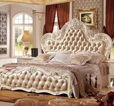 Us 1254 0 Luxury Bedroom Furniture Sets In Bedroom Sets From Furniture On Aliexpress Gold Carving Luxury Bedroom Set Buy Bedroom Furniture Sets Classic Bedroom Italian Bedroom Sets, Luxury Bedroom Sets, Cheap Bedroom Sets, King Size Bedroom Sets, Wood Bedroom Sets, Luxury Bedroom Furniture, Luxurious Bedrooms, White Furniture, Office Furniture