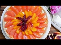 Classic Fruit Tart - Tatyanas Everyday Food