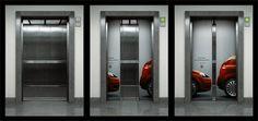 Super Creative Elevator Advertising - Gallery | eBaum's World