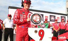 Indycar Iowa Corn Indy 300: Dixon et Ganassi verrouillent la 1ere ligne