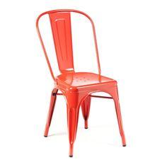 Galvanized Steel Chairs /