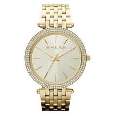 c9683c9e1cb Relógio Michael Kors Feminino Ref  Omk3191 z - Slim Relogios Dourados