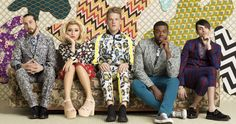 "#cantsleeplove so happy and proud of these people!!! Can't wait for the new album, ""PENTATONIX"" - 10.16.15 -"