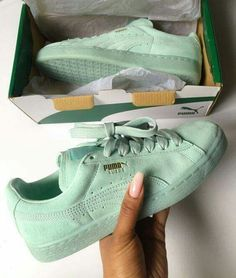 huge selection of 06964 532e5  loveyourself03snap kpoppin888 Pumas Shoes, Puma Suede Shoes, Puma Suede  Outfit, Suede