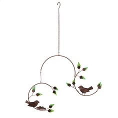 Look what I found at UncommonGoods: Forest Birds Mobile for $32 #uncommongoods