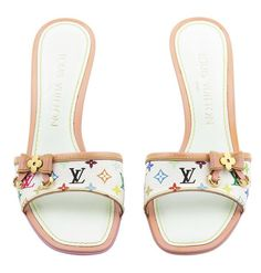 Dr Shoes, Hype Shoes, Crazy Shoes, Me Too Shoes, Shoes Heels, Louis Vuitton Shoes, Louis Vuitton Monogram, Louis Vuitton Murakami, Aesthetic Shoes