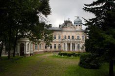 Eklektyczny pałac w Kościelcu. Swojskie Klimaty.