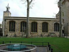 The memorial of Anne Boelyn