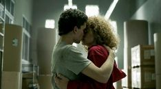 """Trending Photo from the series """"The Casa de Papel"""": Monica and Denver are made one for each other - - Netflix Series, Series Movies, Movies And Tv Shows, Tv Series, Photo Series, Denver, Party Captions, Annoying Girlfriend, Kylie Jenner"""