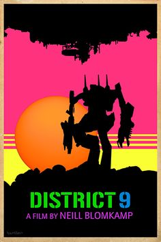 District 9: Essay/Analysis. Please help me !!?