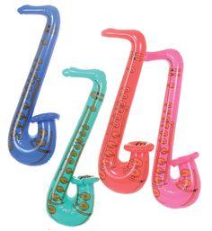 24 Inflatable Saxophones 80cm