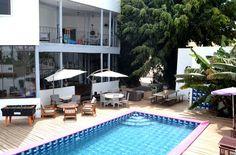 Quiksilver boardriders hostel Roint point N'gor, Almadies, Dakar, Sénégal, Dakar, Senegal +221 78 196 93 49