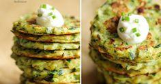 recept-na-Fitness-cuketové-placičky-s-parmezánem Zucchini Patties, Wonderful Recipe, Pain, Avocado Toast, Appetizers, Food And Drink, Healthy Eating, Vegetarian, Homemade