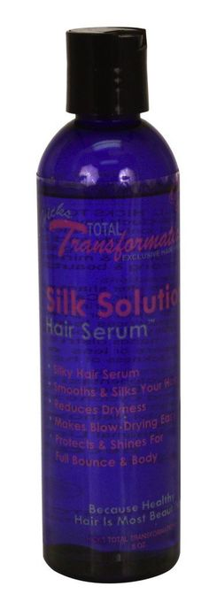 Hicks Total Transformations Silk Solutions Serum 8 Oz ** This is an Amazon Affiliate link. Check out the image by visiting the link.