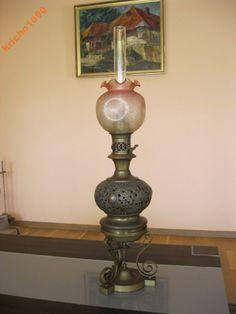 Pre_Paraffin Moderator oil lamp c.1860 in Antiques, Antique Furniture, Lamps | eBay
