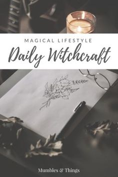 In order to experience magic in your daily life you need to make room for it. Every day can be magical if you make a conscious choice to embrace it. This post is full of tips and techniques that you… Pagan Witchcraft, Magick Spells, Green Witchcraft, Hedge Witchcraft, Candle Spells, Witchcraft For Beginners, Eclectic Witch, Modern Witch, Witch Aesthetic