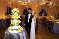 Wedding at the Midtown Loft & Terrace event space in NYC