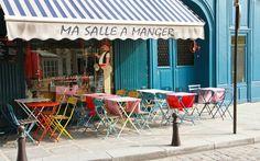Paris: île de la cité, by Rachael Woodson