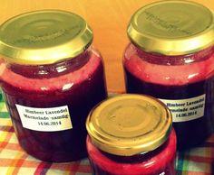Himbeer Lavendel Marmelade -samtig- by Chipsie on www.rezeptwelt.de