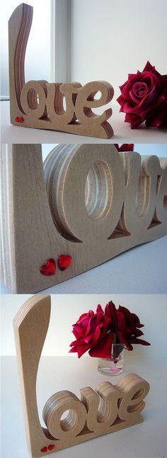 #love de #madera artesano
