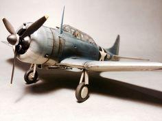 Hasegawa 1/48 SBD-3 Dauntless