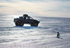 Arctic Trucks Toyota Hilux.