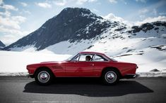Maserati Sebring ... just the thing for a quick trip to Gstaad.