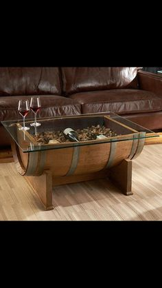 http://m.wineenthusiast.com/handmade-oak-whiskey-barrel-coffee-table.asp